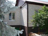Фасадные (цокольные) панели Döcke-R (Дёке) под крупный камень, цвет Белый