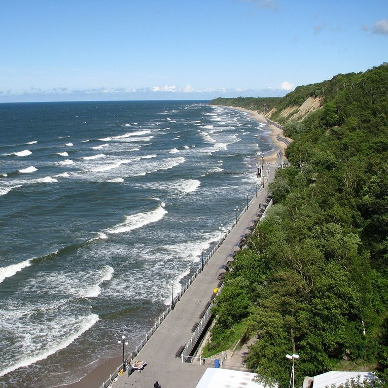 одессе калининград фото моря тех пор укрепления