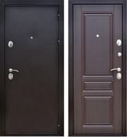 Входная дверь металлическая Консул венге