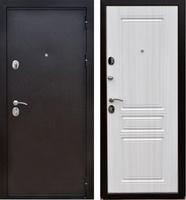 Входная дверь металлическая Консул бел дуб