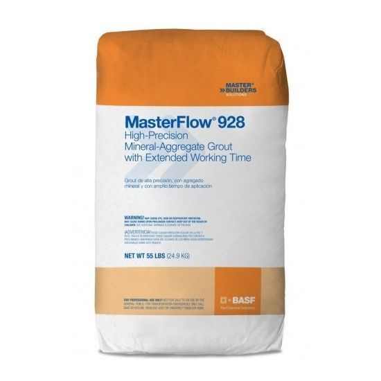 Смесь бетонная сухая masterflow 928 emaco s55 диск по бетону для болгарки 180 купить