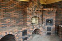Cтроительство барбекю комплексов, мангалов из кирпича