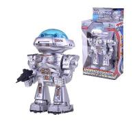 """Робот """"Космический воин"""" (свет, звук)"""