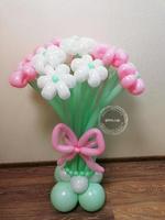 """Букет цветов из шаров """"Нежность"""""""